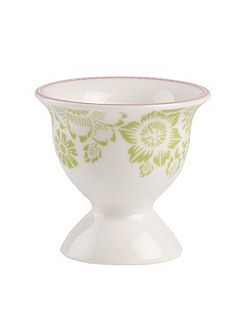 Villeroy & Boch Rose cottage egg cup with