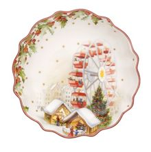 Villeroy & Boch Annual christmas edition small bowl 2016