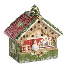 Villeroy & Boch Christmas market decoration stall