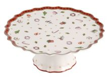 Villeroy & Boch Toys delight small footed cake plate