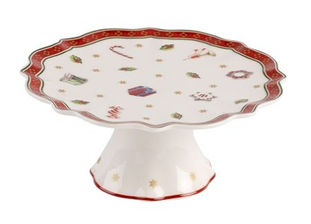 Villeroy & Boch Toys delight mini footed cake plate