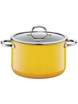 Passion Yellow High casserole w.l. 24cm
