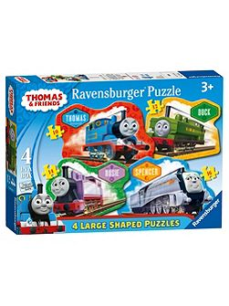 Thomas & Friends 4 Shaped Puzzles