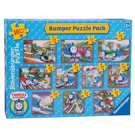 Thomas & Friends Bumper Puzzle Pack
