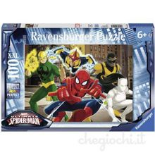 Spiderman Spiderman Ultimate XXL 100 Puzzle 10518