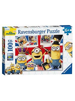 Minions Movie Xxl 100Pc Jigsaw Puzzle