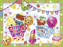 Shopkins 100 piece XXL Puzzle