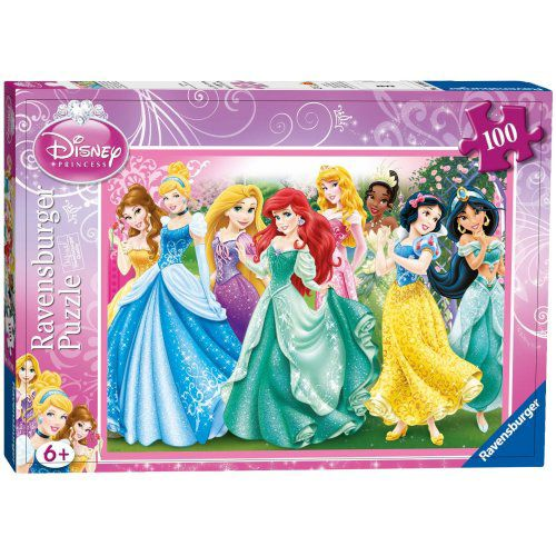 100pc Disney Princess XXL Puzzle 10966
