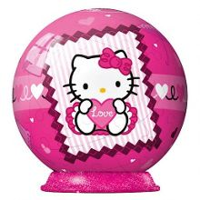 Hello kitty 3d puzzle ball - 7cm