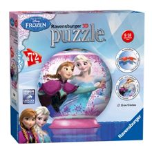 Disney Frozen Disney Frozen 72 Piece 3D Puzzle