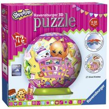 Shopkins 72 piece Puzzleball