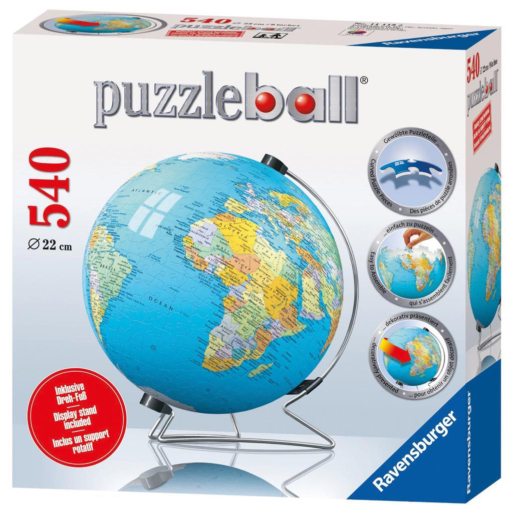 540pc Ravensburger Earth Puzzle - 12427