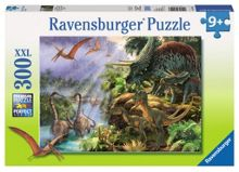 Ravensburger Extinct Giants XXL 300 pc Puzzle