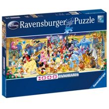 Ravensburger Disney Panoramic 1000 Piece Puzzle