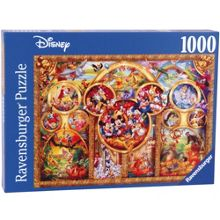 Ravensburger The Best Disney Themes 1000pc puzzle