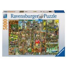 Ravensburger Colin Thompson Bizarre Town 5000 Piece P