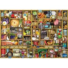 Ravensburger The Curious Kitchen Cupboard 1000pc Puzz