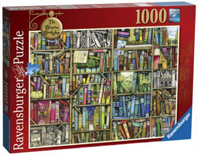 The Bizzare Book Shop 1000pc 19226