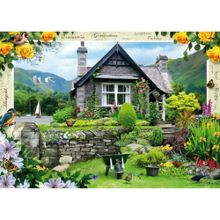 Ravensburger The Lakeland Cottage 1000pc Puzzle
