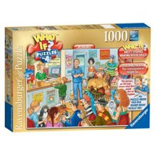 Ravensburger What If? No 4 At The Vetsá1000pc Puzzle