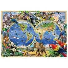 Ravensburger Howard Robinson World Of Wildlife Puzzle