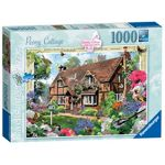 Ravensburger Country Cottage No. 8 Peony Cottage Puzz