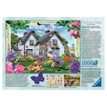 Ravensburger Country Cottage Delphinium Cottage 1000p