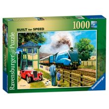 Ravensburger Built For Speed 1000 Piece Puzzle