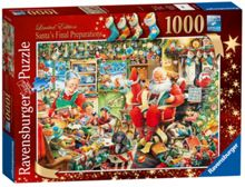 Ravensburger Limited Edition Santa 1000pc Puzzle