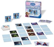 Disney Frozen Mini memory game