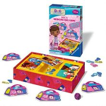 Ravensburger Doc mcstuffins doc`s medicine bag game