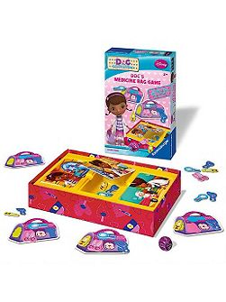 Doc mcstuffins doc`s medicine bag game