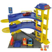 Dickie Parking Station Playset