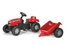 Rolly Tractor & Trailer 01230