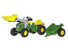 Rolly Kid John Deere Tractor