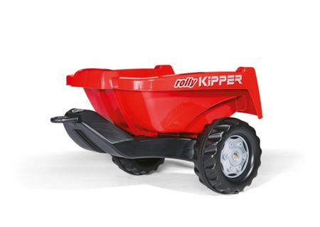 Rolly Rolly Kipper Trailer Red