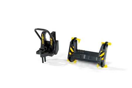 Rolly Snow Master Plough & Two Adaptors
