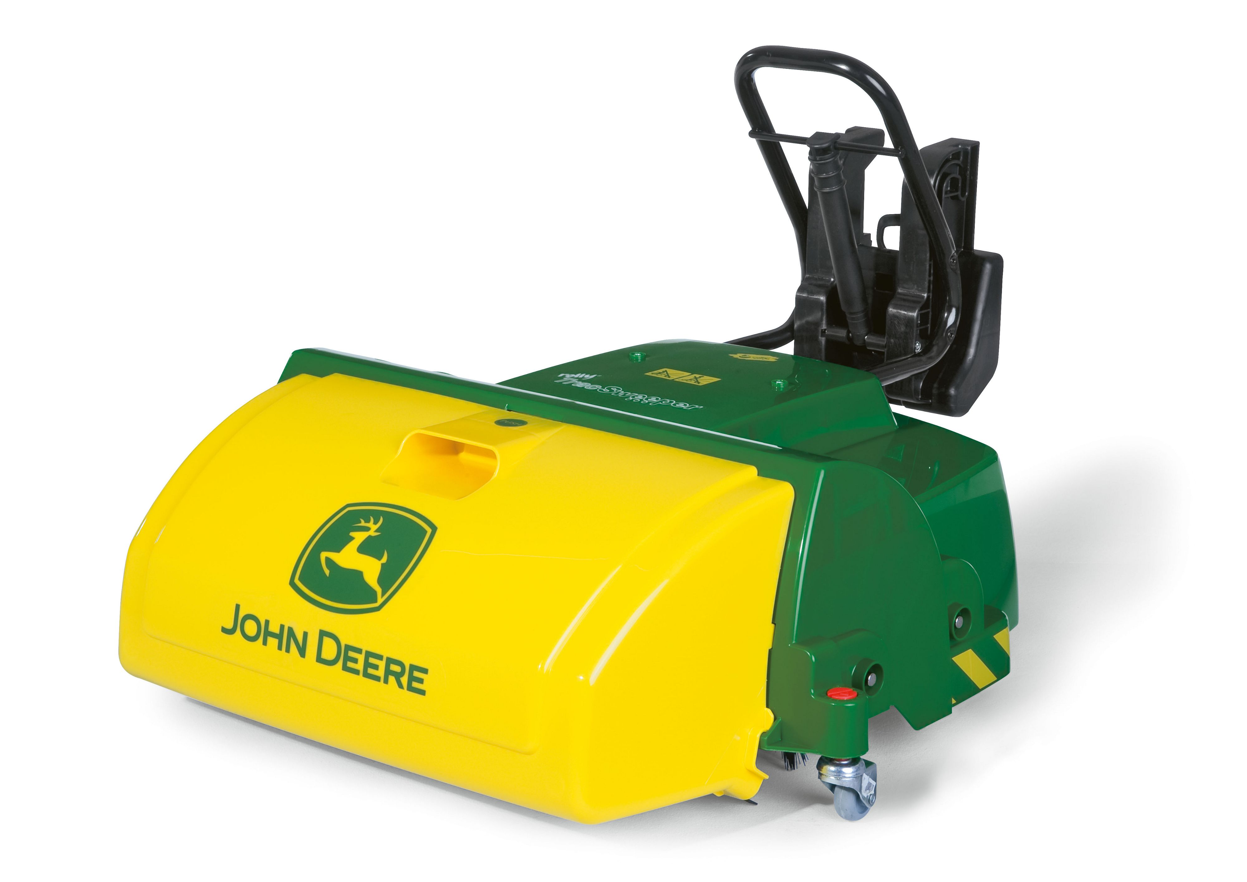 John Deere Tractor Mounted Road Sweeper