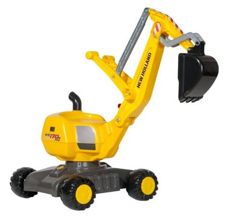 Rolly New Holland Construction 360 Degree Excavator