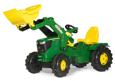 Rolly John Deere 6210R Tractor With Frontloader