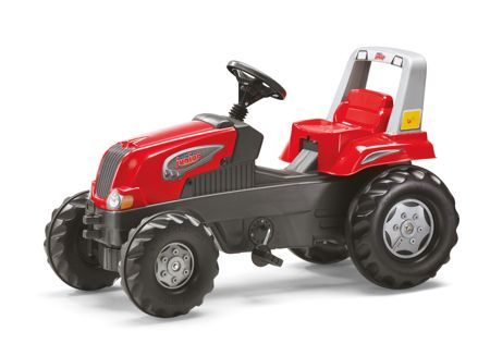 Rolly Rolly Junior RT Tractor  - Red
