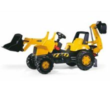 JCB Tractor & Loader & Backhoe Loader