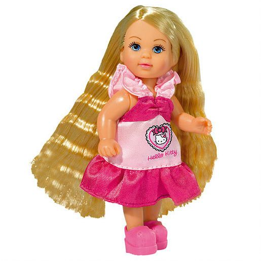 Evi Love Hello Kitty Hairplay Doll
