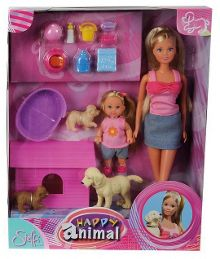 Steffi Love - Happy Animal Playset
