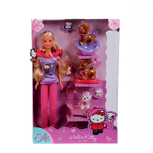 Steffi Love Hello Kitty Posh Puppy