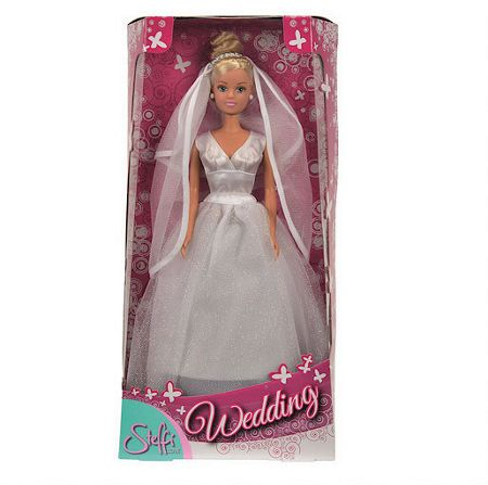 Steffi Wedding doll