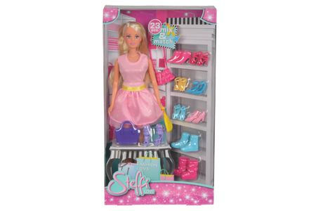 Steffi Love Mix & Match Fashion Doll