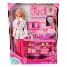 Steffi Love Animal Doctor Playset