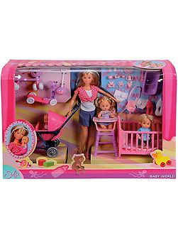 Steffi Baby World Playset