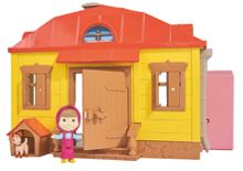 Masha`s House Playset